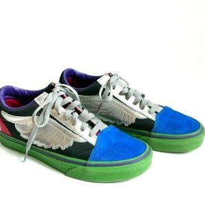 Vans Marvel Avengers Shoes Sneakers Size 5